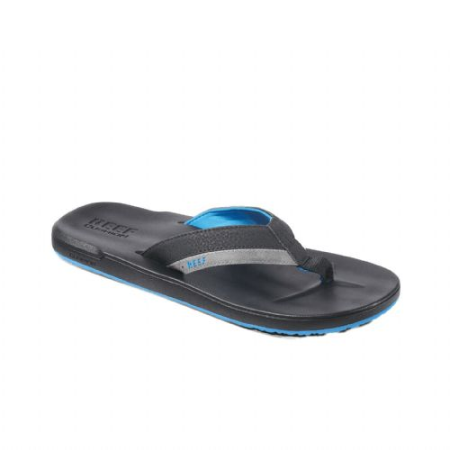 REEF MENS FLIP FLOPS.CONTOURED CUSHION ARCH SUPPORT THONGS SANDALS 9S X GB